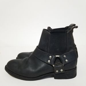 Frye size 6.5 leather boots